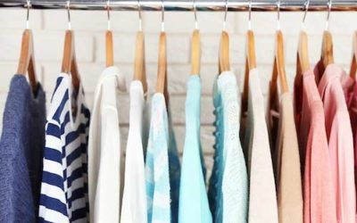 Is it time to spring clean your wardrobe?